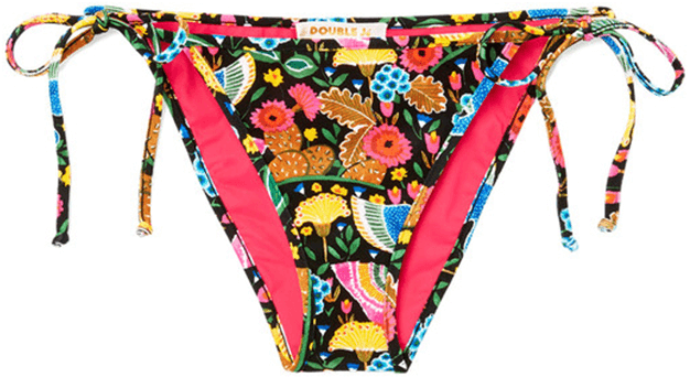 La DoubleJ String Bikini Bottom
