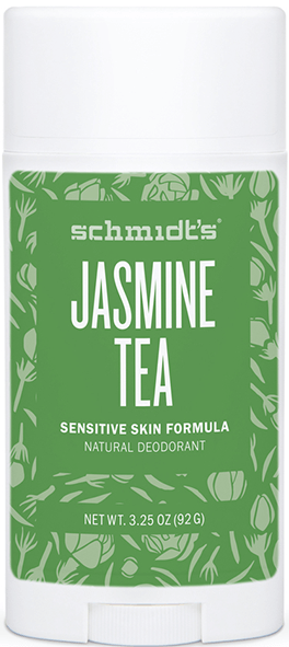 Schmidt's Jasmine Tea Sensitive Skin Deodorant Stick