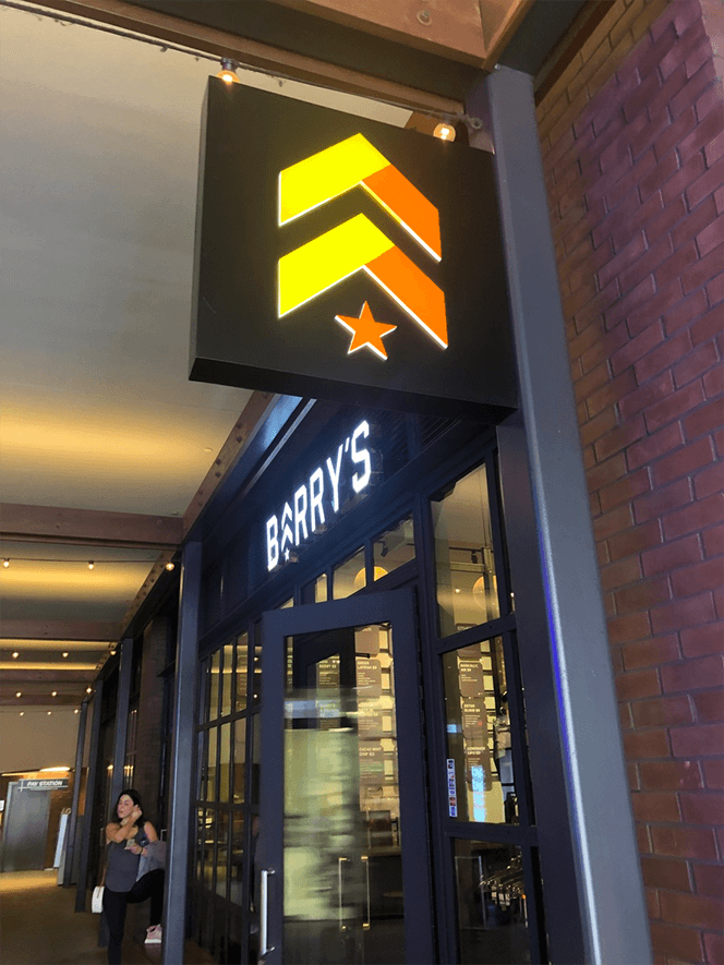 Barry's Bootcamp Hollywood