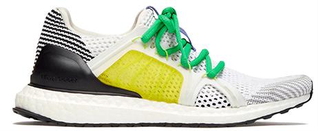Adidas by Stella McCartney Ultraboost S Mesh Colorblock Sneakers