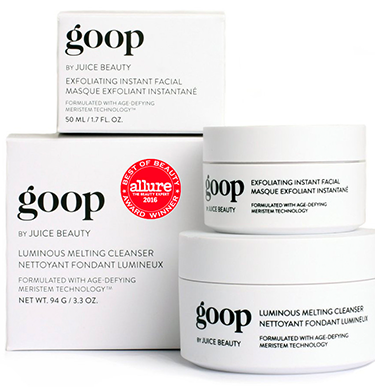 goop by Juice Beauty GLOW KIT