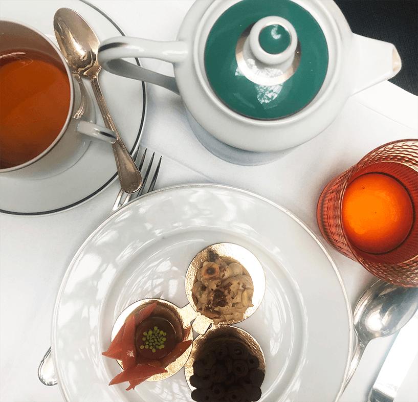 Shangri-La Tea Paris France
