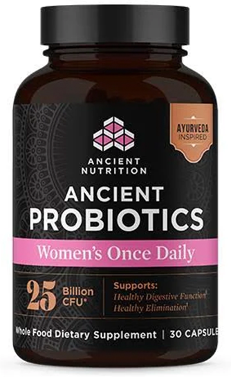 Ancient Nutrition Ancient Probiotics - Women's Once Daily