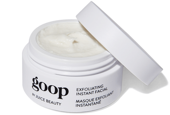 goop by Juice Beauty Exfoliating Instant Facial