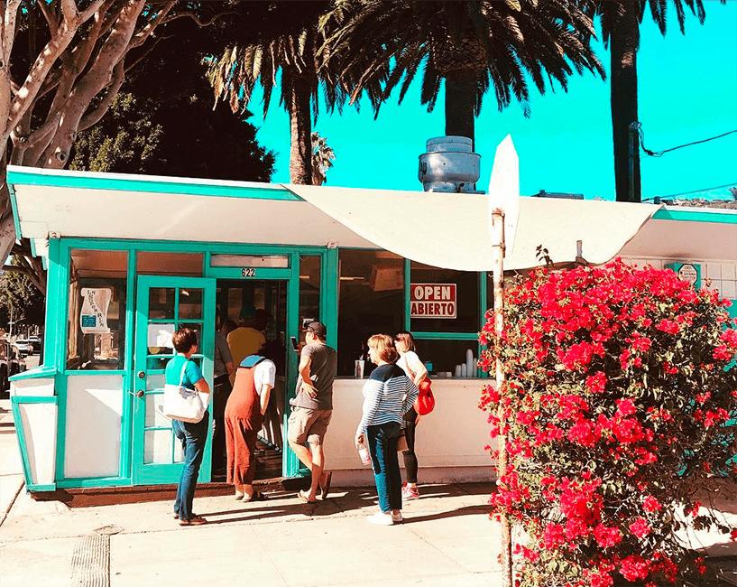Cava Restaurant Montecito
