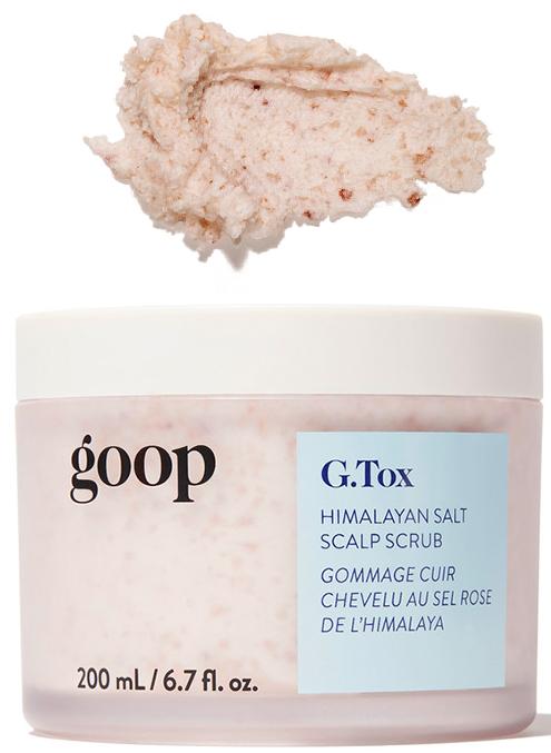 goop Body G.TOX HIMALAYAN SALT SCALP SCRUB SHAMPOO