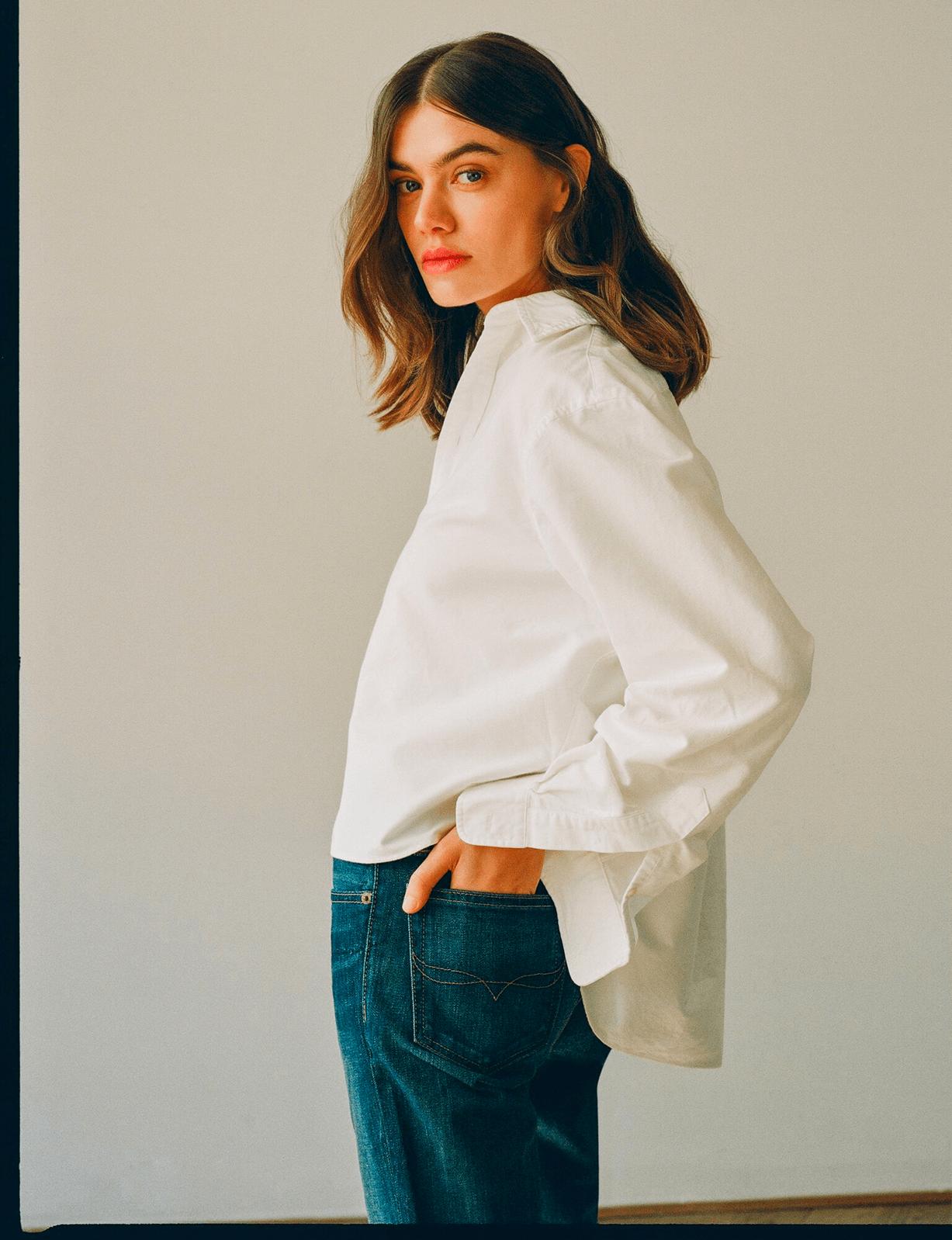 Joanna Halpin modeling