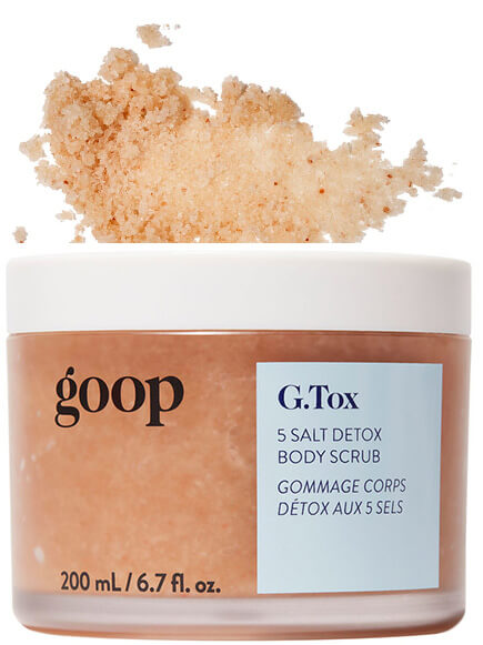 G.Tox Salt Detox Body Scrub