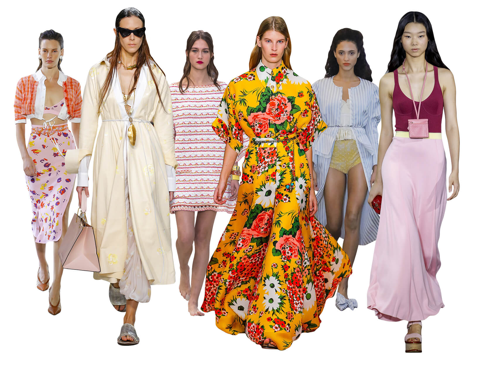 Spring Trends for the Modern Lady