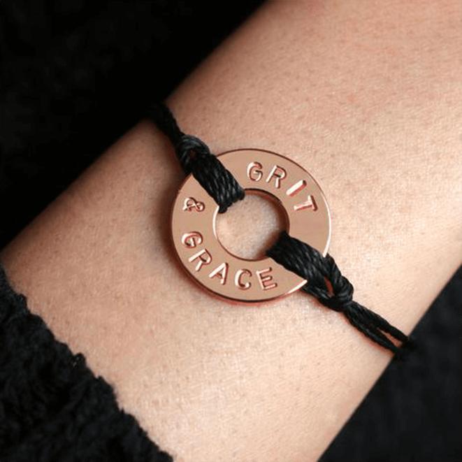 MyIntent Custom Twist Bracelet