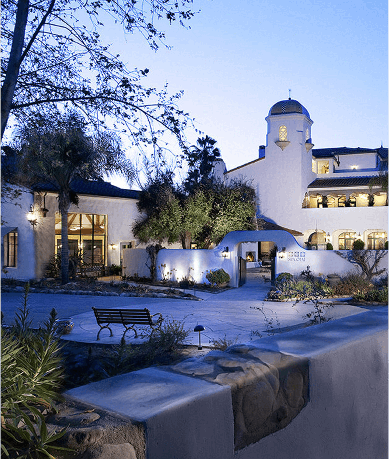 Nancy Furst, Spiritual Counselor and Intuitive at Ojai Valley Inn & Spa in California