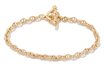 Hoorsenbuhs Open Link Diamond Toggle Bracelet