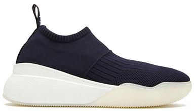 STELLA MCCARTNEY Slip-on Sock Sneakers