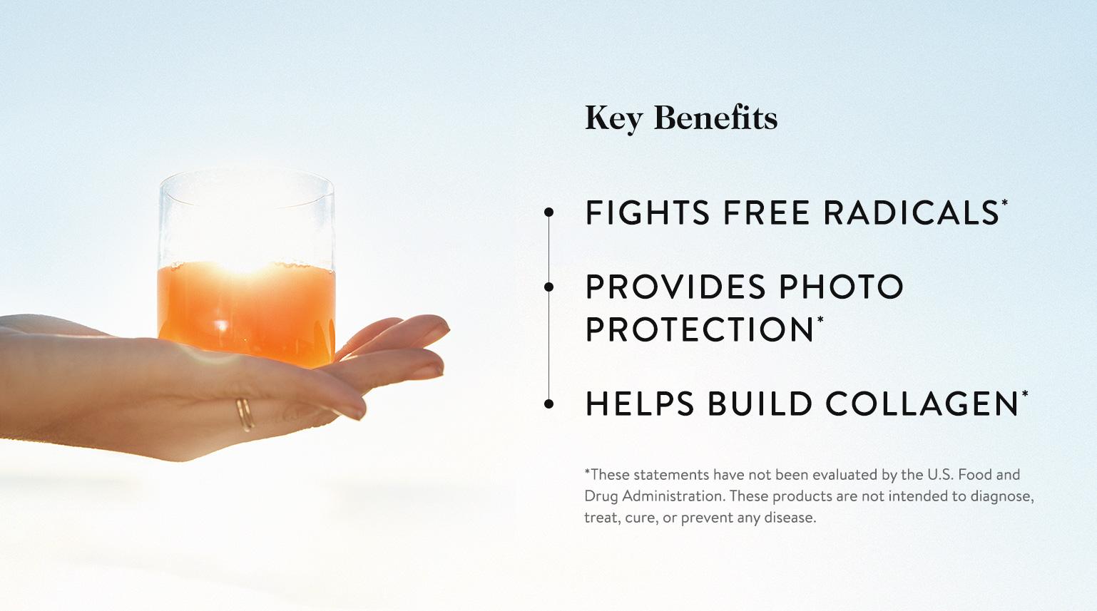 goopglow Drink benefits