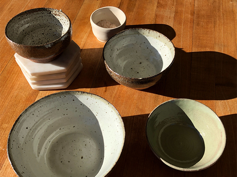 THE TEMPLE OF MEDICLAYTION ceramic class