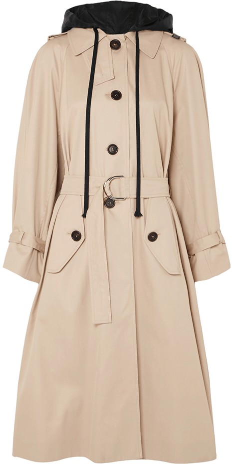 Miu Miu Trench Coat