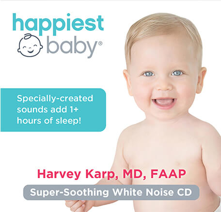 The Happiest Baby On the Block: White Noise Sleep Sounds App