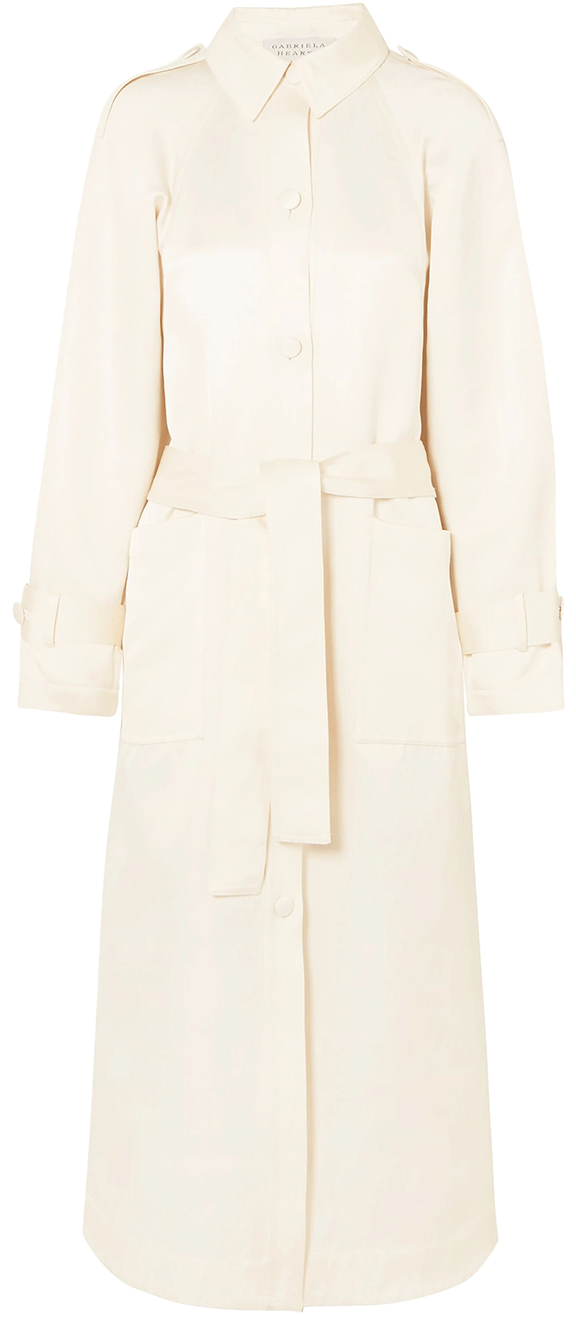 Gabriela Hearst Trench Coat