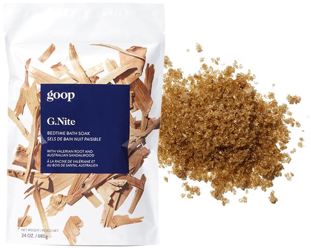 goop Beauty G.Nite Bath Soak