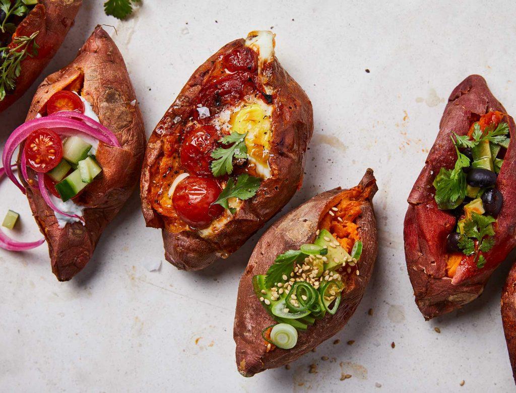 Sweet Potato Breakfast Ideas Vegetarian Grain Free Goop