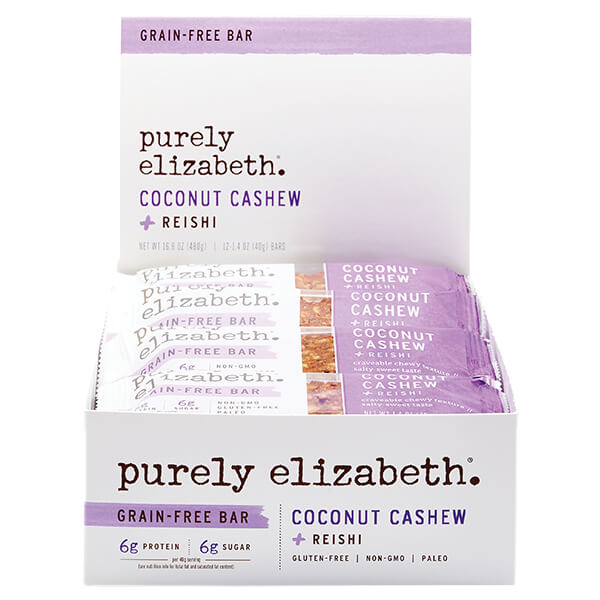 Purely Elizabeth Grain Free Bars