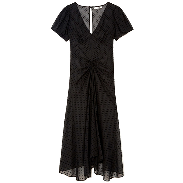 Hiraeth Ophelia Plumetis Dress