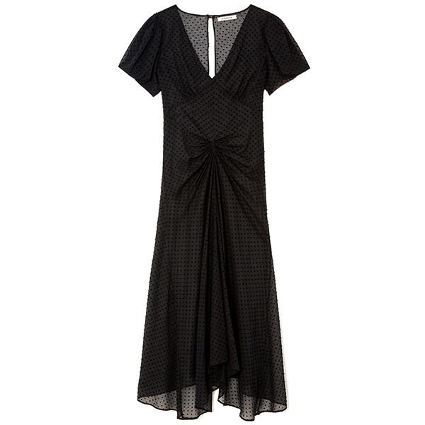 Hiraeth Ophelia Plumetis Dress