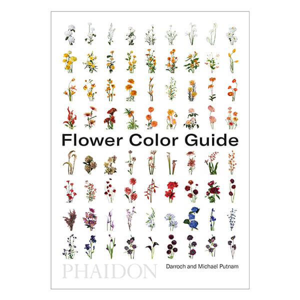 PHAIDON Flower Color Guide