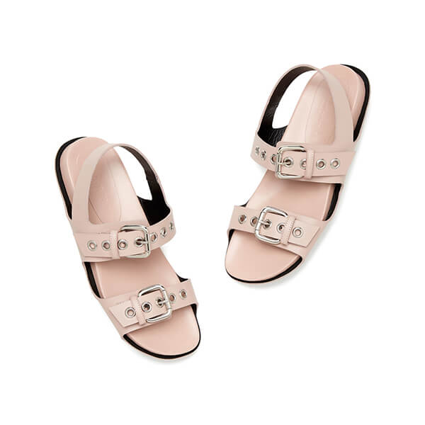 Marni Fusbett Buckle Sandal