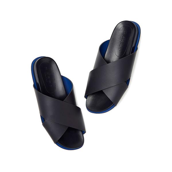 Marni Fussbett Slide Sandals