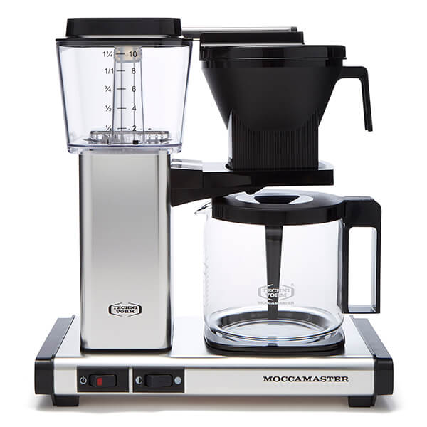 MOCCAMASTER KBG Coffee Machine