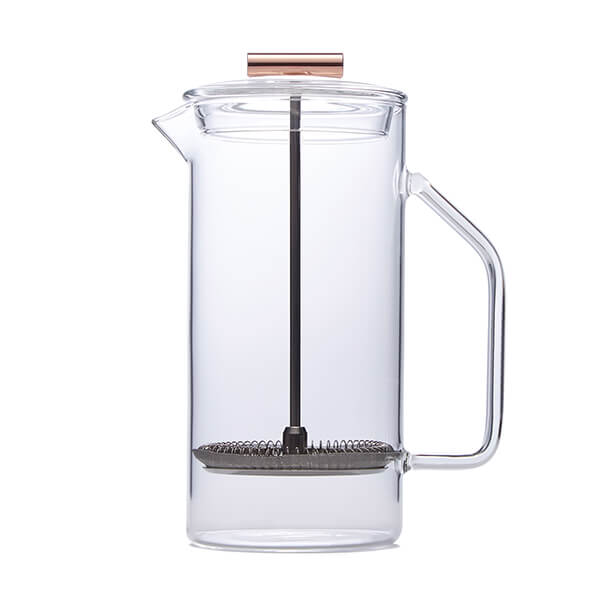YIELD 850 mL Glass French Press