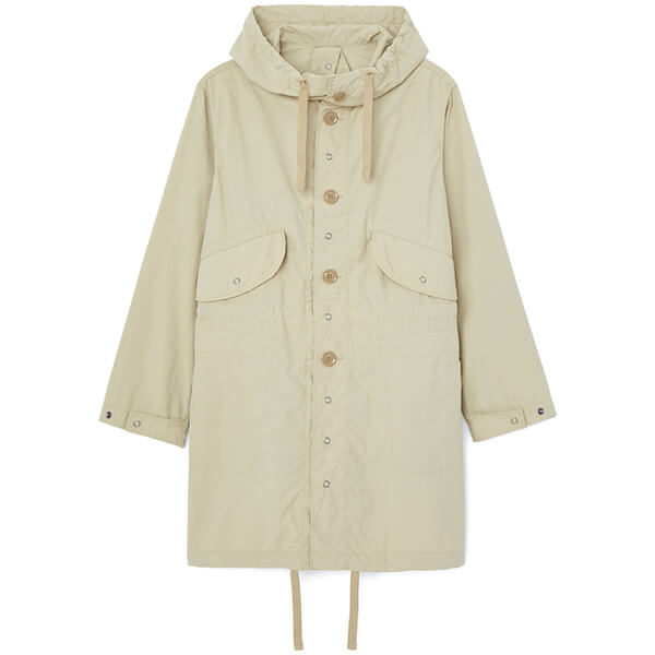 Nepenthes Highland Khaki Parka
