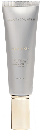 DEW SKIN MOISTURIZING COVERAGE