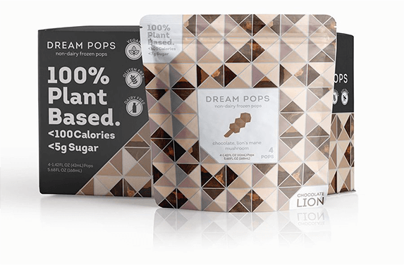 DREAM POPS Chocolate Lion