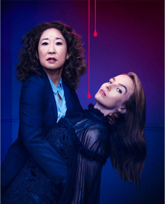 BBC AMERICA Killing Eve, Season 2 Out Now