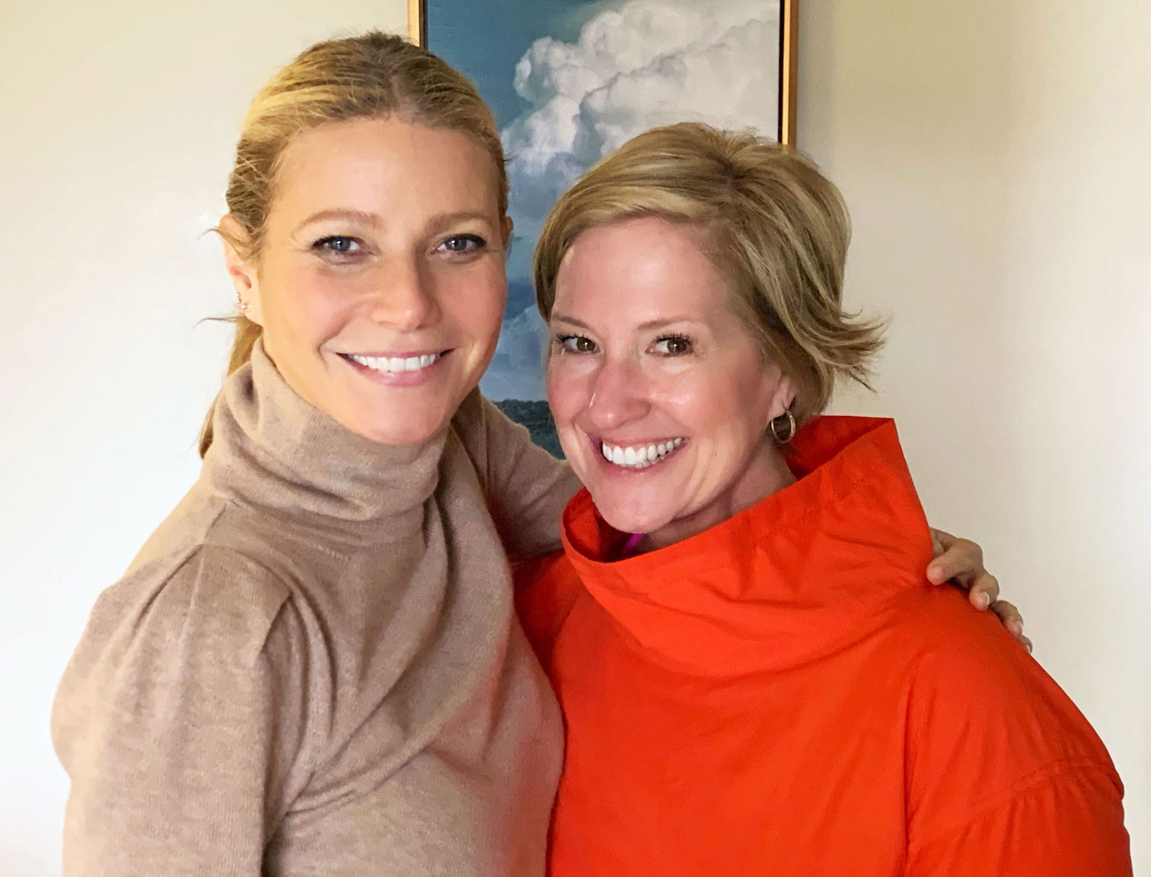 Little Oscar Explains Old Egg Balancing >> Gwyneth X Brene Brown On The Roots Of Shame Courage And