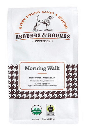 Grounds and Hounds         Coffee Subscription