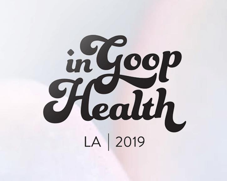 In goop Health Tickets