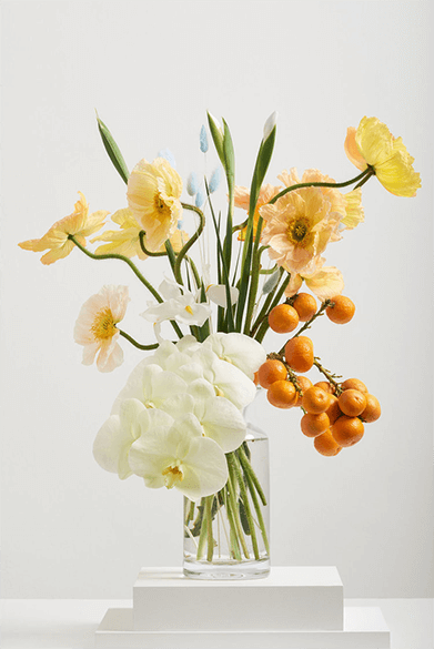 Flowers from Iris & Virgil