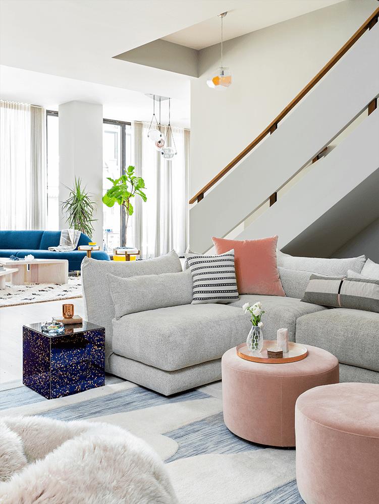 Room Design by Kroesser + Strat