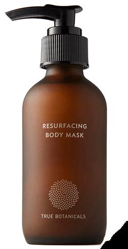 True Botanicals Resurfacing Body Mask