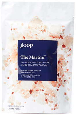 The Martini Emotional Detox Batg Soak