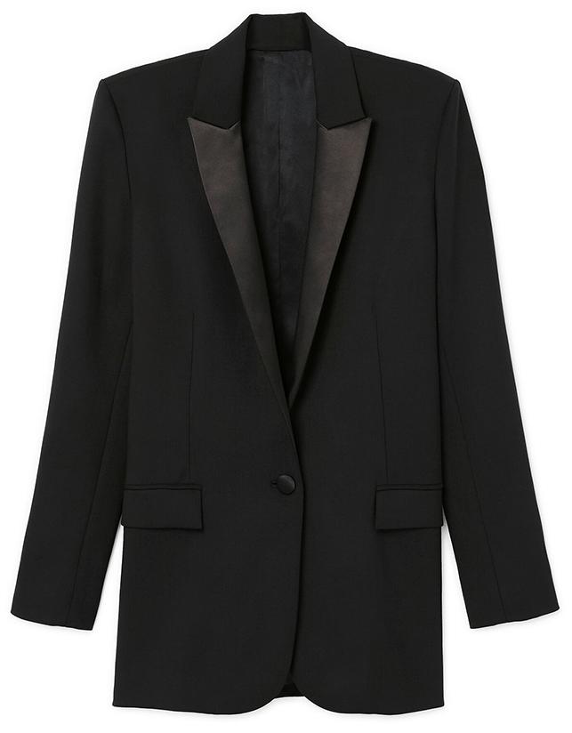 G. Label Tuxedo Blazer