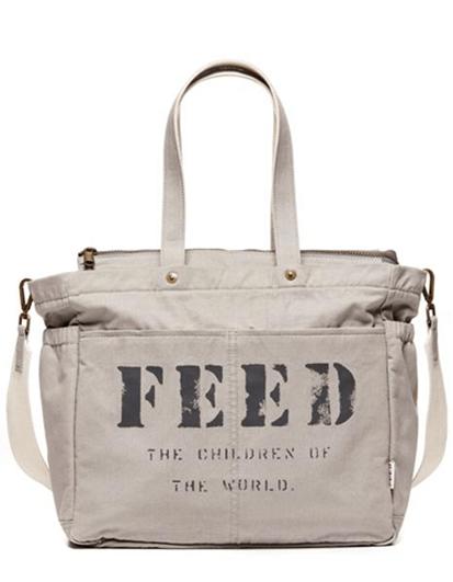 FEED Diaper Bag