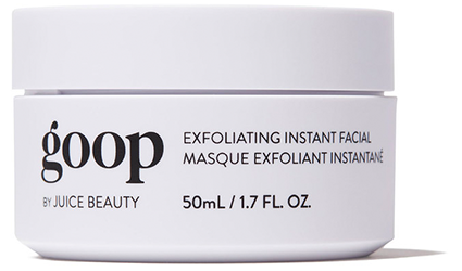goop by Juice Exfoliating Instant Facial