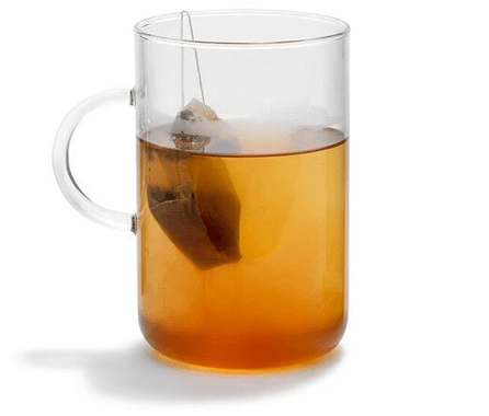 TRENDGLAS JENA Large German Glass Mug