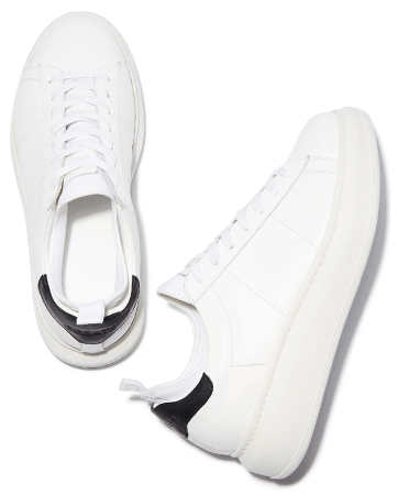 greats white sneaker
