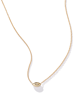 jennifer meyer evil eye necklace