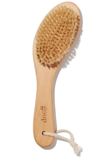 goop Beauty Dry Brush